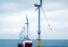 Offshore wind can potentially meet the whole world's electricity demand
