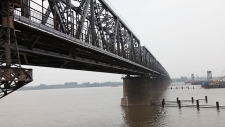 Russia-China first railway bridge near completion-Source: Russiabusinesstoday.com