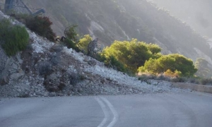 Greece: Strong Quake Hits Lefkada