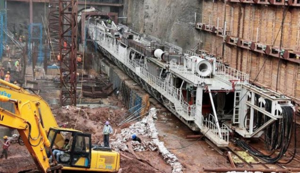 New Delhi: 19 TBMs in the metro network expansion!