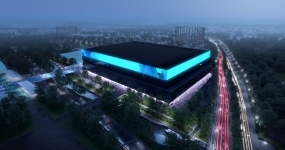 New Manchester Arena design