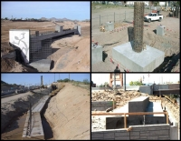 FHWA publishes research report on Spread Footings for Highway Bridges