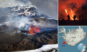 Iceland potential volcanic activity may cause severe long-lasting problems