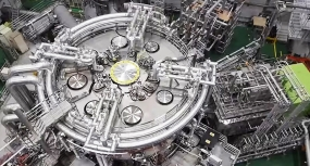 Scientists are trying to make nuclear fusion a viable alternative energy source to fossil fuels