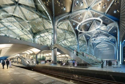 Haramain High-Speed Railway