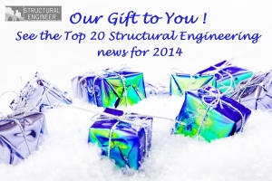 Top 20 most popular structural news in 2014!
