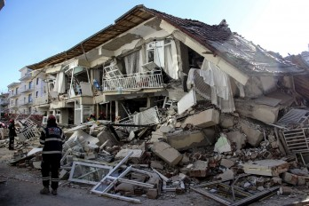Powerful M 6.7 earthquake struck Turkey: At least 31 casualties