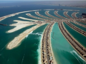 Dubai's artificial islands