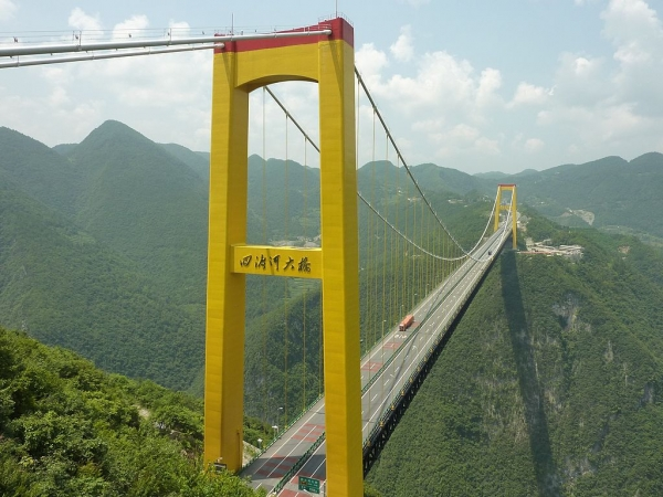 Video: These Are The Scariest Bridges In The World