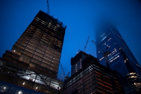 Construction sites in New York City re-open after COVID-19 restrictions