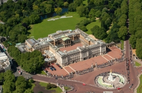 Buckingham Palace may go solar as part of a £369 million renovation