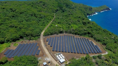 Ta'u island, part of American Samoa, is now off the grid and relies exclusively on solar energy