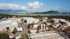 Hawaii's underground wastewater project