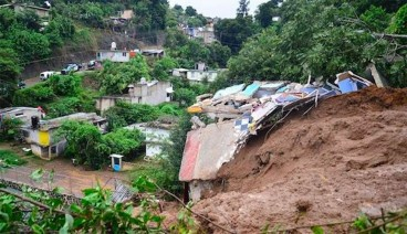 Mudslide in Mexico: 7 fatalities