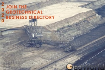 Join the 2020 Geotechnical Business Directory today!