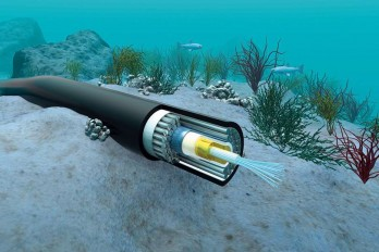 Earthquake monitoring network established using submarine communication cables