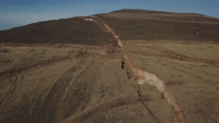 Monitoring a slow-moving landslide in Washington state