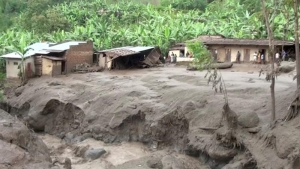 Massive landslide in Uganda: At least 34 fatalities