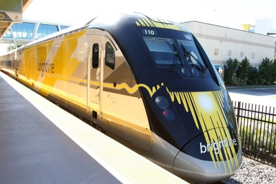 Brightline to construct Southern California and Vegas