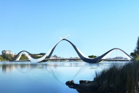 Matagarup Bridge